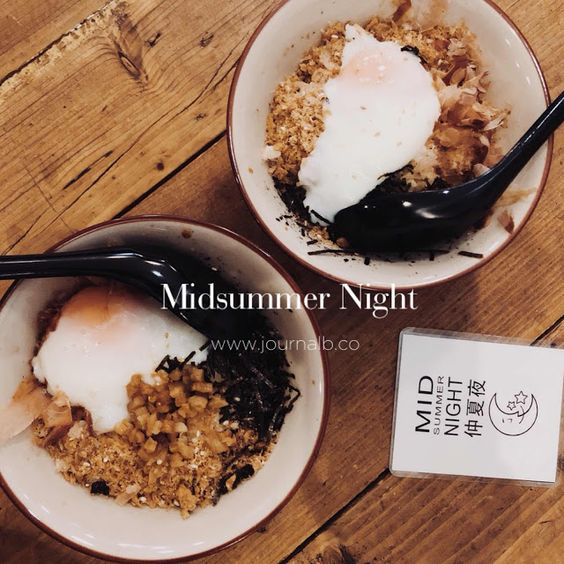 MIDSUMMER NIGHT CAFE 仲夏夜 @ OUG KL