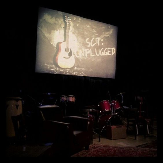 SCT: Unplugged - Photo by marykatehughes95 • Instagram