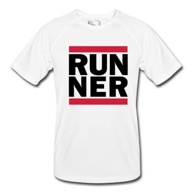 Runner Retro Style Breathable T-Shirt #run #marathon #tshirt #quote #motivation