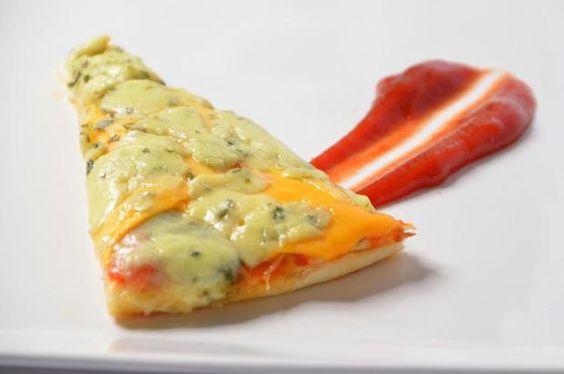 MENU KZUKA: INCREMENTE A PIZZA PRONTA DE SUPER Solanda Rodrigues/Divulgação