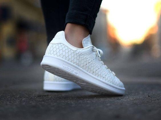 adidas stan smith luxe femme