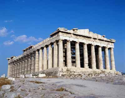 Parthenon -Athens, Greece