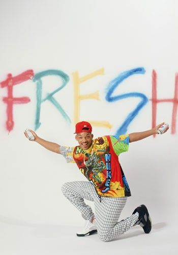 The Fresh Prince of Bel Air rap