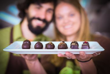 Grocer's Daughter will make its handmade chocolates, truffles at Downtown Market