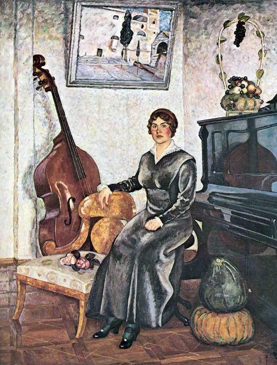 Ilya Ivanovich Mashkov (1881-1944)