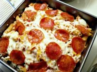Pizza Pasta – A Weeknight Favorite