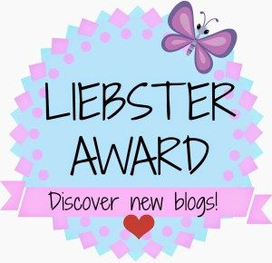 Very proud to have been nominated for the Liebster Award! See my entry here: https://hannahbaston.com/2016/05/27/nominated-for-the-liebster-award/: