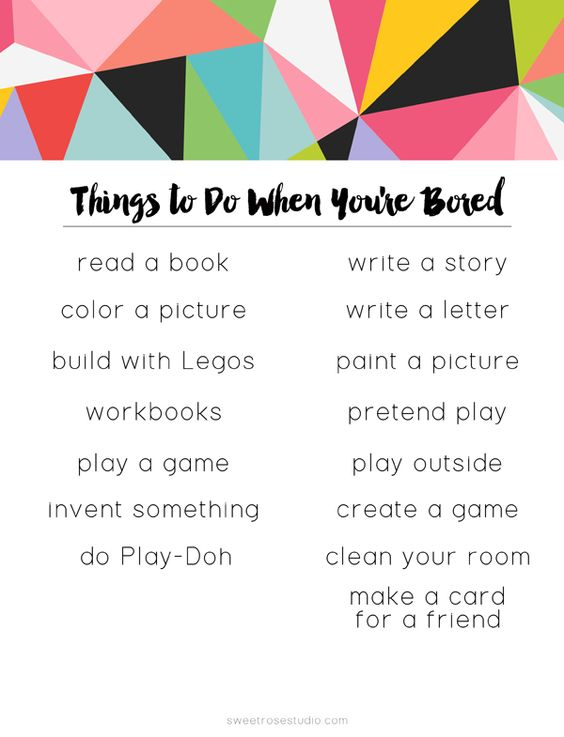 Things to Do with