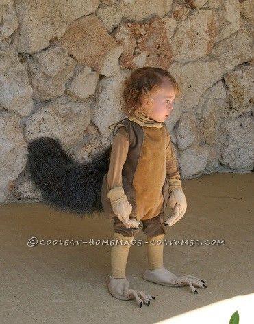 Acorn Costum For Kids