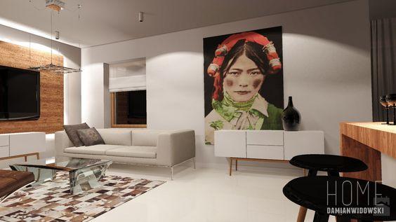 Salon - Damian Widowski HOME