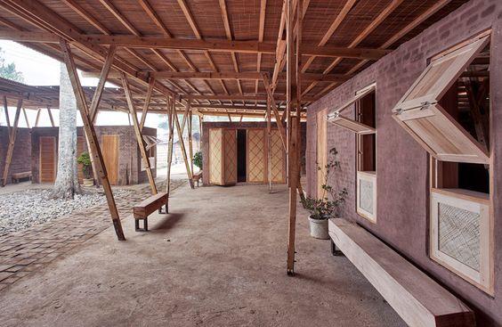 Cassia Coop Training Centre, Sumatra | TYIN tegnestue Architects | photo © Pasi Aalto