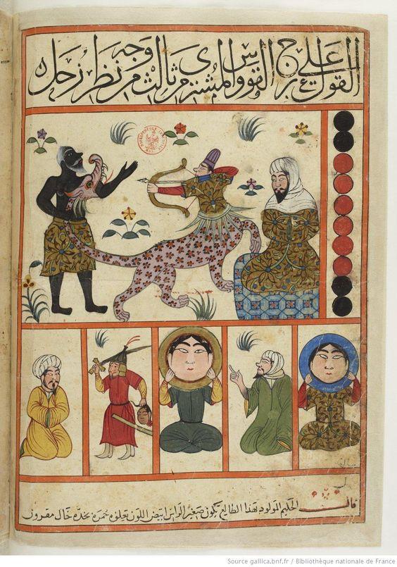 Traité des nativités, attribué à Aboû Maʿschar: