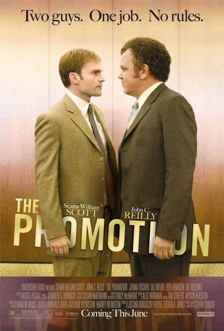 The Promotion / Two assistant managers of a corporate grocery store vie for a coveted promotion. John C. Reilly