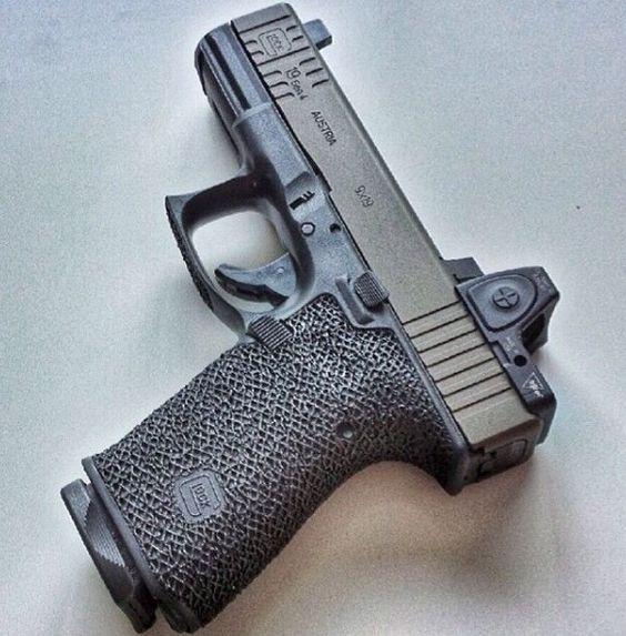 Glock 19 Full custom