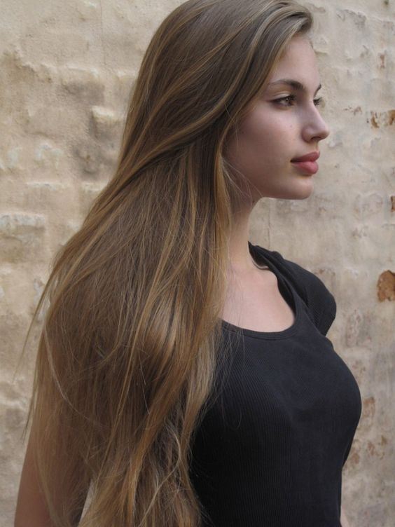 Light brown hair, Brown hair and Light brown hair colors on Pinterest