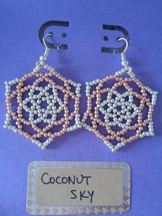 Dream catcher earrings-Estrella Plata, gifts for her under 50 ...