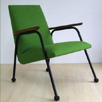 chaise longue Charlotte Perriand - Le Corbusier