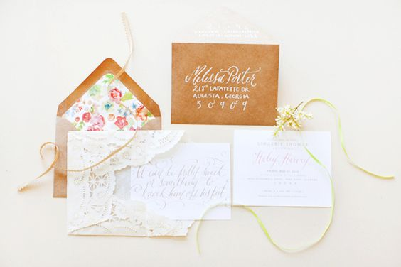 Oh So Beautiful Paper: Jo Allison + Eddie's BBQ Birthday Party Invitations