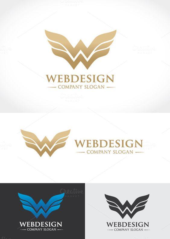 Web Design by Super Pig Shop on Creative Market