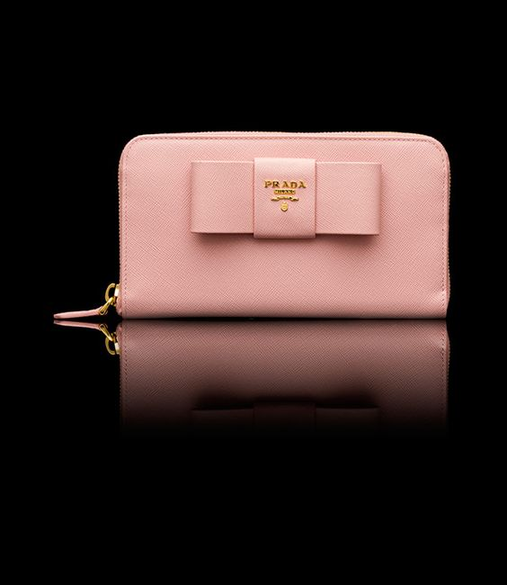 prada vernice flower - Love ? Prada Wallet - Orchid Pink | Cool Soft Summer Fashion ...