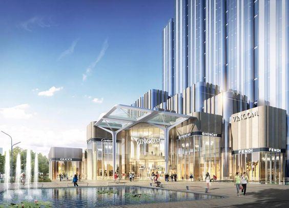 Sức hút của những tòa nhà chọc trời - CafeLand.vn