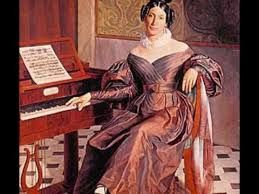isabella colbran and songs - Google Search