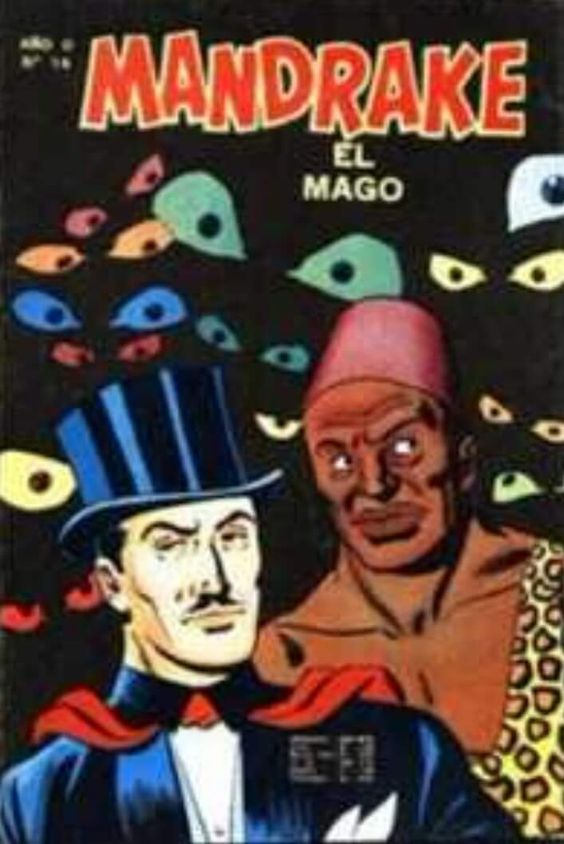 An ol skool program that my gma use to watch... Check out the... FEZ and phenotypes