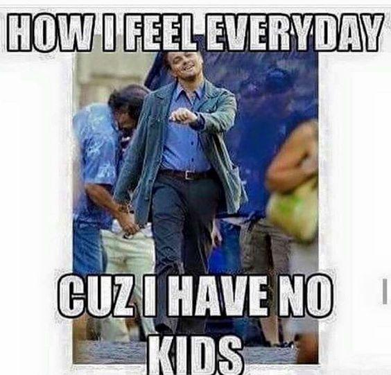 No kids zone!