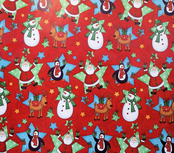 cheapest christmas wrapping paper