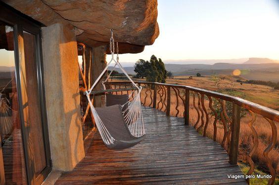 Antbear Guest House em Drakensberg, África do Sul
