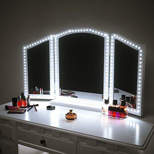 Pangton Villa LED Vanity Mirror Lights Kit for Makeup