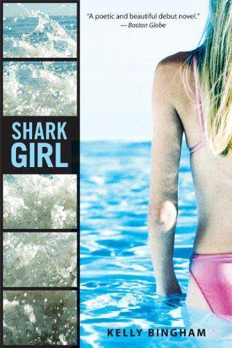 Shark Girl by Kelly Bingham, http://www.amazon.com/dp/076364627X/ref=cm_sw_r_pi_dp_r3sisb13433BW