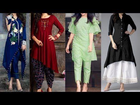 Shalwar Designs For Girls 2020 Youtube In 2020 Beautiful Dress Designs Designer Dresses Dresses