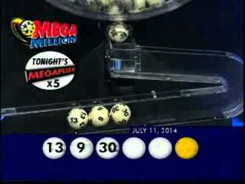 New post (MegaMillions Results Winning Numbers 11th july 2014) has been published on Lotto Tickets Online | Latest Lotto Draw Results