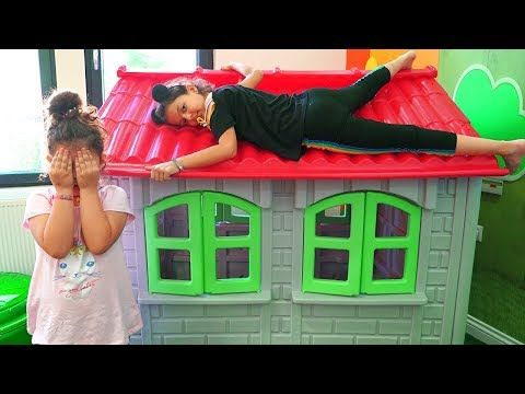 Masal Oyku And Friends Hide And Seek Funny For Kids Video Youtlpube Kids Videos Kids Funny