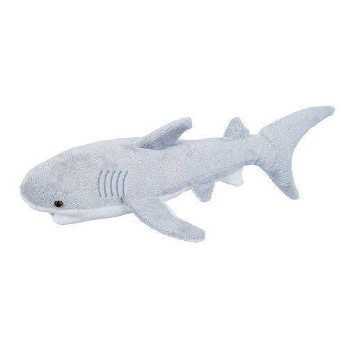 Shark Great White Adventure Planet Plush - GREAT WHITE SHARK ( 13 inch )