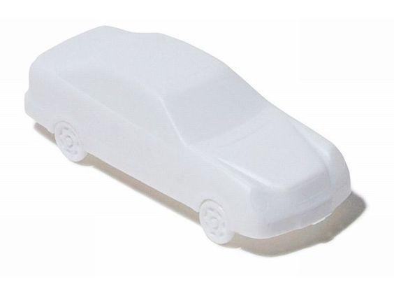 Autos Polystyrol, weiß, 1:50