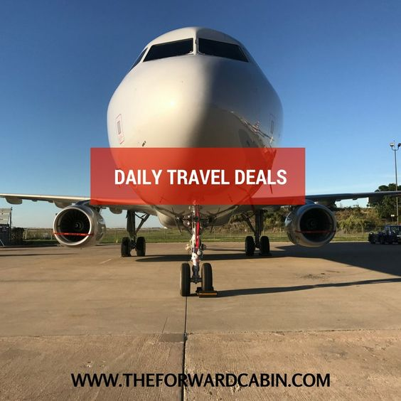 Daily Travel Deals for   March 20, 2017
