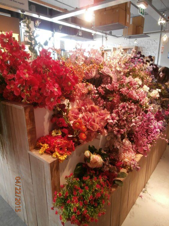 Kunstbloemen voorjaar kleurtjes Pronto wonen