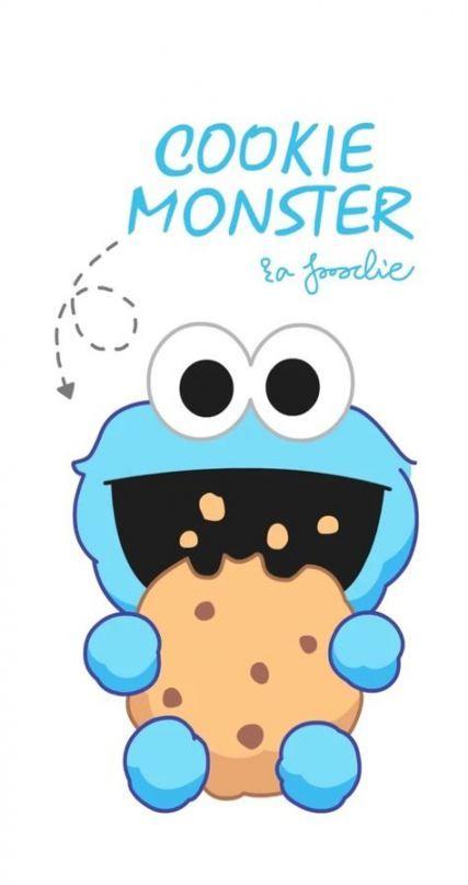 39+ best Ideas for cookies monster wallpaper sesame streets Cookie monster wallpaper Wallpaper iphone cute Elmo wallpaper