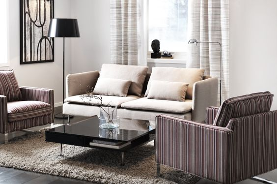 SÖDERHAMN- a sofa designed by you. A modular sofa that fits the way you relax.