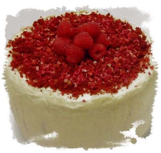 Red velvet cake, yum!