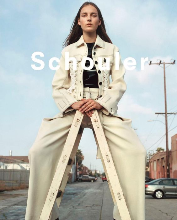 The official Proenza Schouler Instagram account