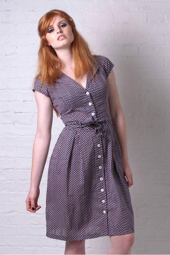 Meredith dress - provençal