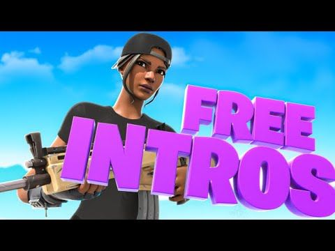 Free Fortnite Intros 2020 Top10 Best Chapter 2 Season 2 No Text Free Intro Tang Youtube Intro Youtube Gamer Pics Intro