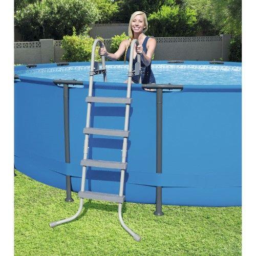 Bestway Steel Pro Max 15 X 48 Frame Swimming Pool Set Swimming Pools Bestway Pool Supplies