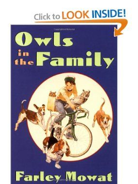 Owls in the Family: Farley Mowat: 9780440413615: Amazon.com: Books