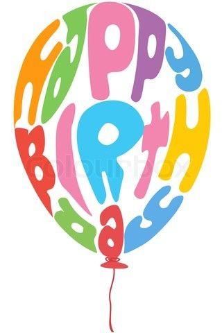 Happy Birthday  globo
