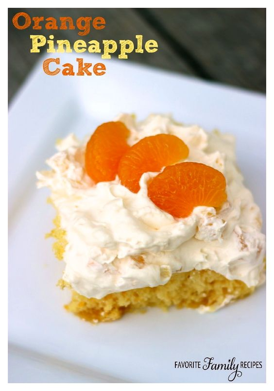 Orange-Pineapple-Cake