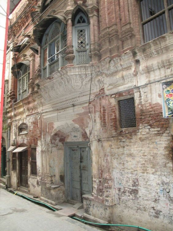 Old city Lahore  @ Af's Collection